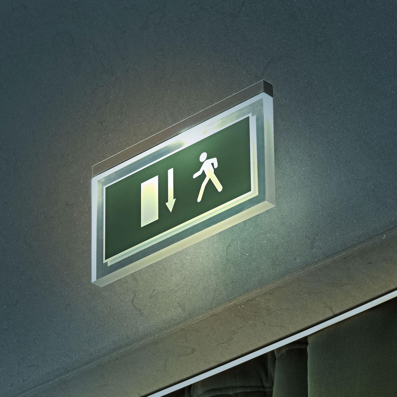 Le soluzioni per l'illuminazione di emergenza negli eventi