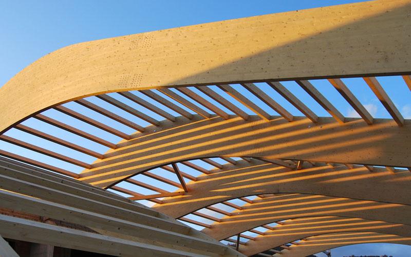 Fondazione Ordine Ingegneri Ascoli Piceno Tetti e coperture in legno e cenni sulle grandi strutture in legno