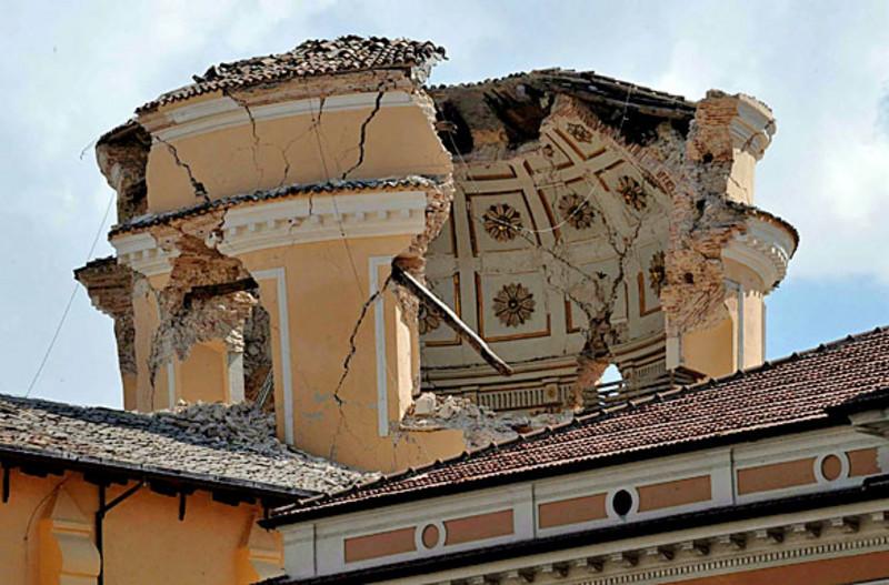 vulnerabilità sismica edifici